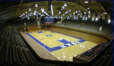 Kentucky S Duke Indoor Stadium Record