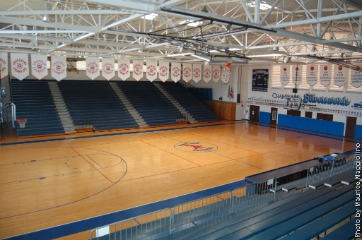 Kentucky >> Kentucky's McCabe Gymnasium Record