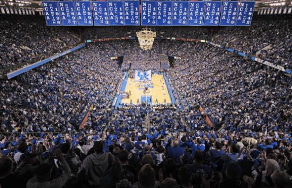 Kentucky S Rupp Arena Record