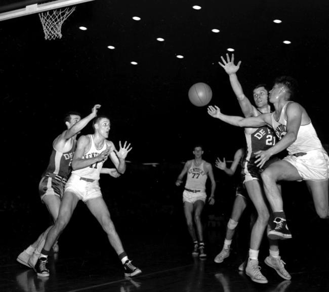 DePaul at Kentucky (January 8, 1951)