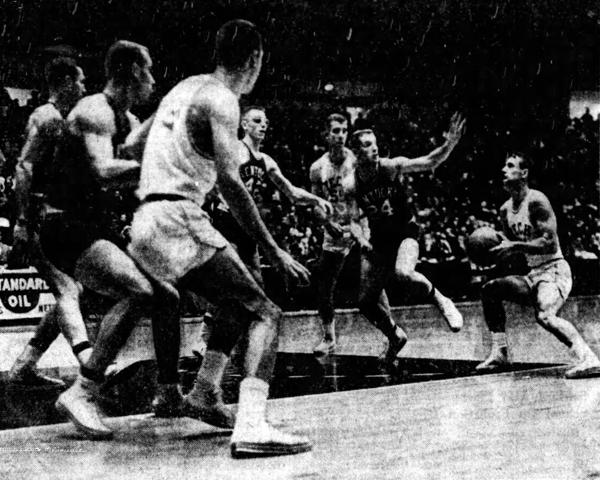 Georgia Tech at Kentucky (January 7, 1961)