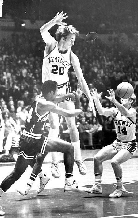 Dartmouth at Kentucky (December 21, 1973)
