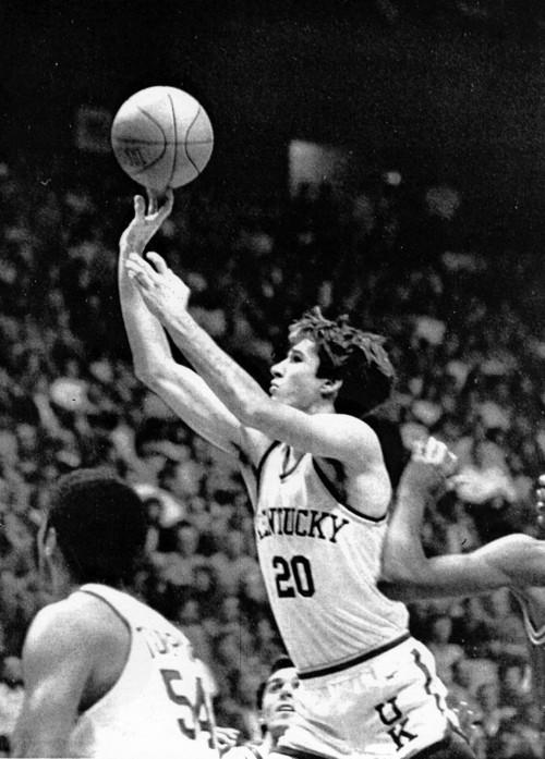 Seton Hall at Kentucky (December 19, 1981)