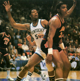 Auburn At Kentucky January 6 1982