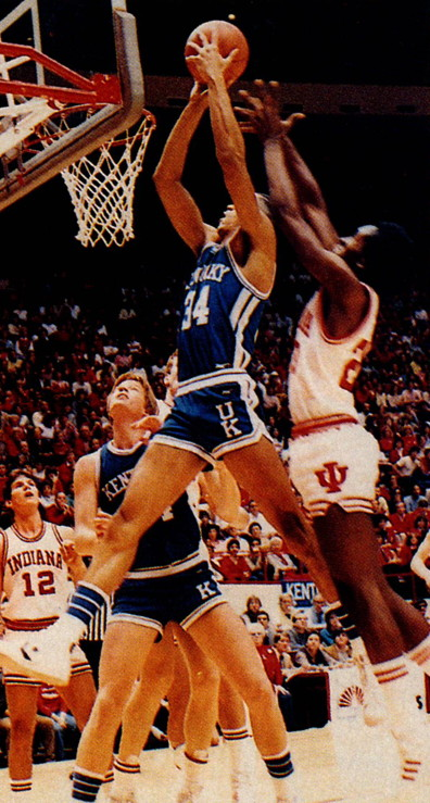 Kentucky at Indiana (December 8, 1984)