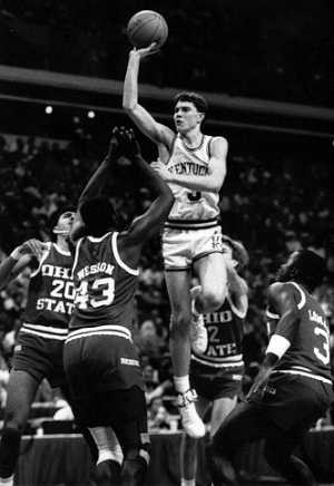 Kentucky vs. Ohio State (March 13, 1987)