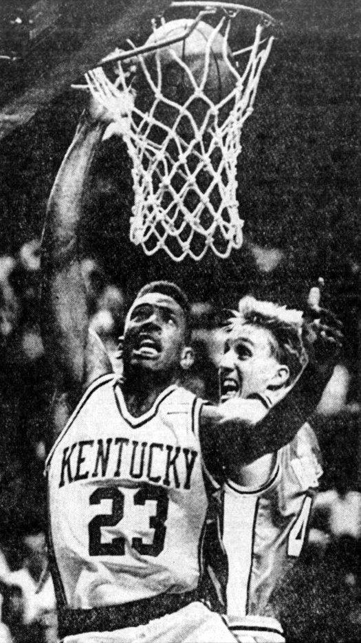 Auburn At Kentucky March 2 1991