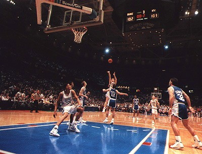 Kentucky vs. Duke (March 28, 1992)