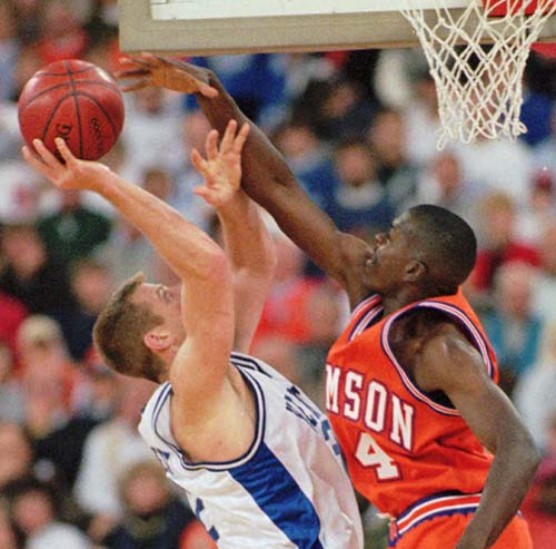 Image result for kentucky clemson 1996
