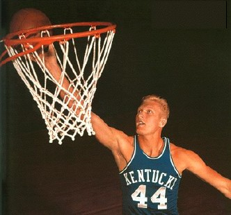All-Time Kentucky Team (Backup Forward): #44 Cotton Nash