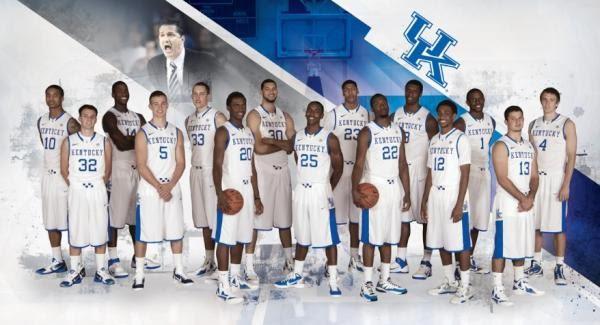 Kentucky Wildcat Basketball Page
