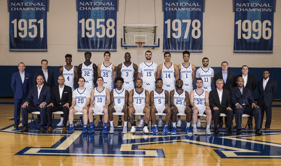 Uk Basketball: Roster For 2016-17